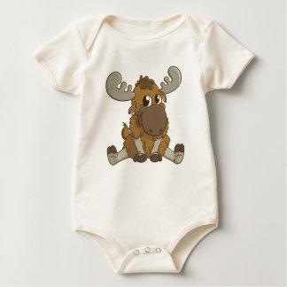 Cute Baby Moose T-Shirt