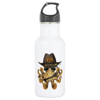 Cute Baby Octopus Zombie Hunter 532 Ml Water Bottle