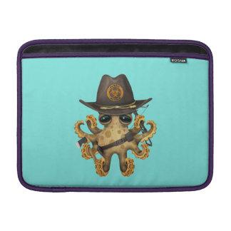 Cute Baby Octopus Zombie Hunter Sleeve For MacBook Air