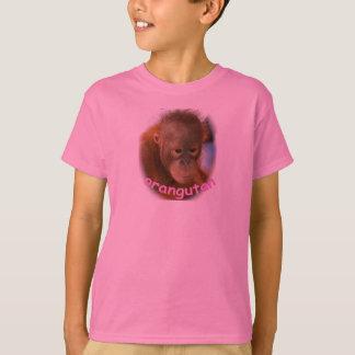 Cute Baby Orangutan Fan T-Shirt