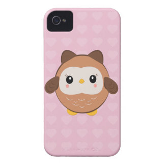 Cute Baby Owl iPhone case Case-Mate iPhone 4 Cases