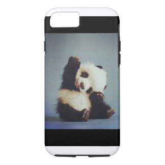 Cute Baby Panda iPhone 7 case