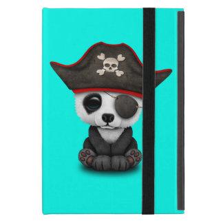 Cute Baby Panda Pirate Case For iPad Mini