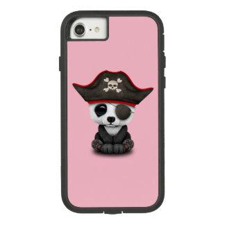 Cute Baby Panda Pirate Case-Mate Tough Extreme iPhone 8/7 Case