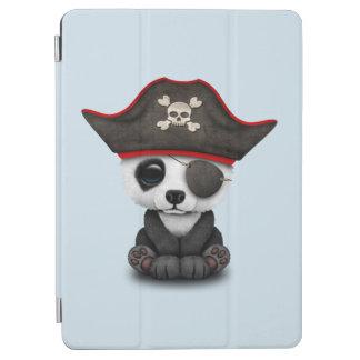 Cute Baby Panda Pirate iPad Air Cover