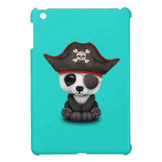 Cute Baby Panda Pirate iPad Mini Case