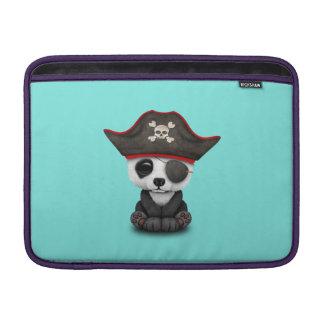 Cute Baby Panda Pirate Sleeve For MacBook Air