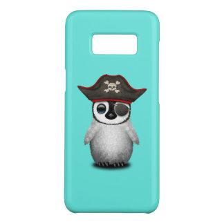 Cute Baby Penguin Pirate Case-Mate Samsung Galaxy S8 Case