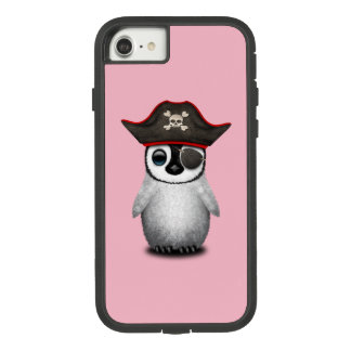 Cute Baby Penguin Pirate Case-Mate Tough Extreme iPhone 8/7 Case