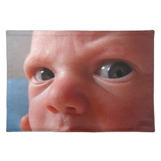 Cute baby placemat