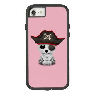 Cute Baby Polar Bear Pirate Case-Mate Tough Extreme iPhone 8/7 Case
