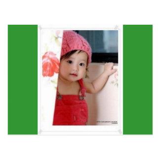 Cute Baby Postcard