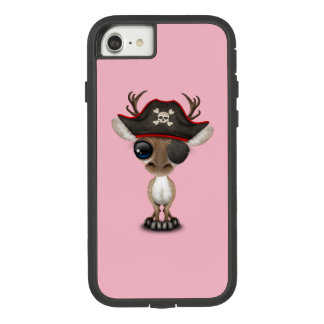 Cute Baby Reindeer Pirate Case-Mate Tough Extreme iPhone 8/7 Case