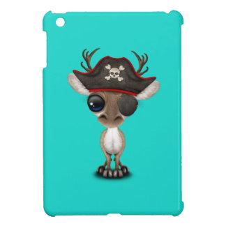 Cute Baby Reindeer Pirate iPad Mini Case