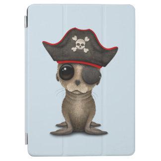 Cute Baby Sea lion Pirate iPad Air Cover