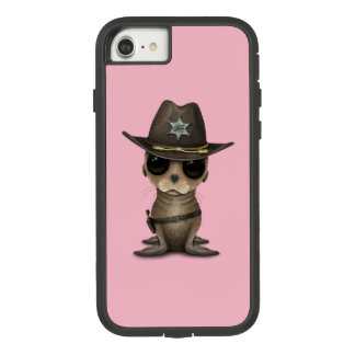 Cute Baby Sea Lion Sheriff Case-Mate Tough Extreme iPhone 8/7 Case