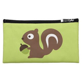 Cute Baby Squirrel Design Cosmetic Bag