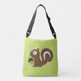 Cute Baby Squirrel Design Crossbody Bag