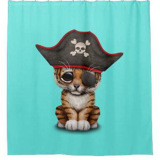 Cute Baby Tiger Cub Pirate