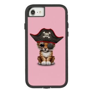 Cute Baby Tiger Cub Pirate Case-Mate Tough Extreme iPhone 8/7 Case