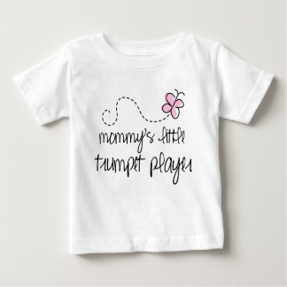 Cute Baby Trumpet Player T-shirt