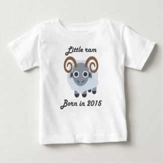 Cute baby tshirt Chinese zodiac - 2015 ram