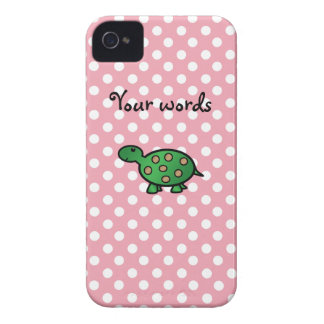 Cute baby turtle iPhone 4 case