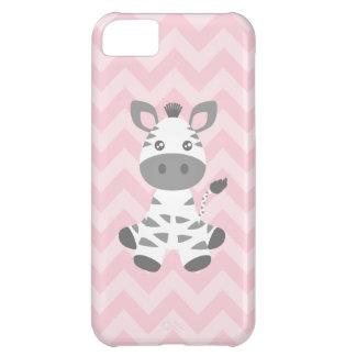 Cute Baby Zebra iPhone 5C Case