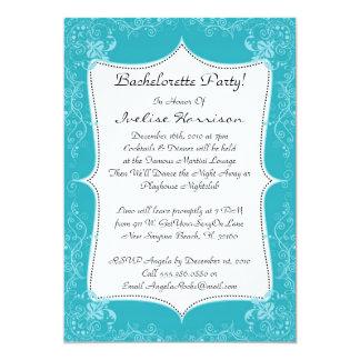 Cute Bachelorette Party Custom Invite