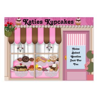 CUTE Bake Shop Style  Business Card
