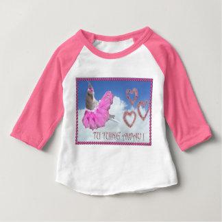 Cute Ballareina Birdie shirt