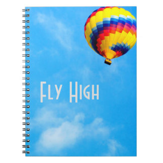 Cute Balloon Notebook