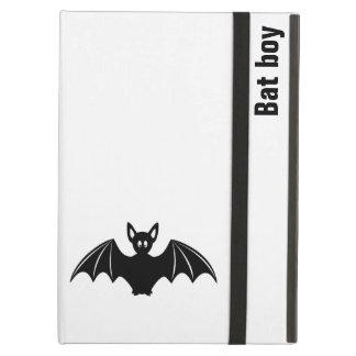 Cute bat cartoon pun joke boys case for iPad air