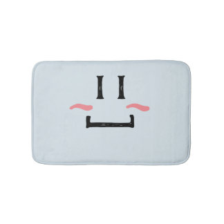 cute bath mat