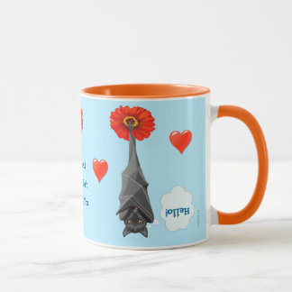 Cute Bats! I love Bats! Batty for Bats! Mug