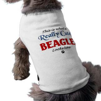 Cute Beagle Shirt