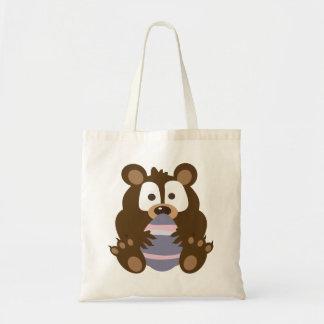 Cute Bear Easter Tote Bag!