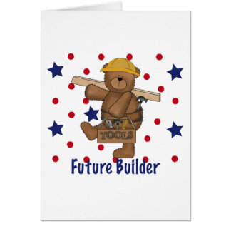 Cute Bear Future Builder Cards