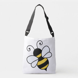 Cute bee crossbody bag