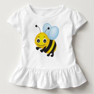 Cute bee design toddler t-shirt