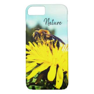 Cute Bee In The Sunlight Case-Mate iPhone Case
