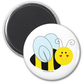 Cute Bee Magnet