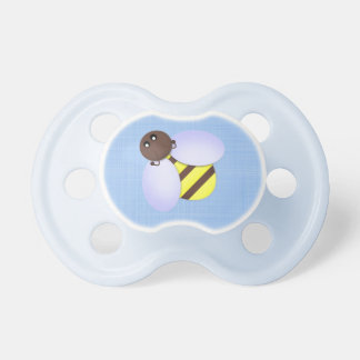 Cute Bees Pacifier