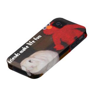 Cute Best Friends iPhone 4/4S Cases