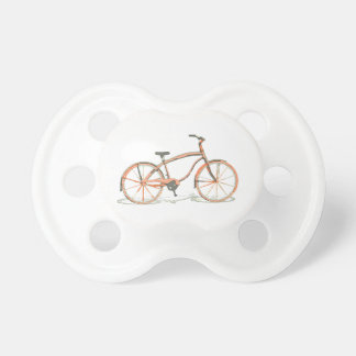 Cute bicycle pacifier