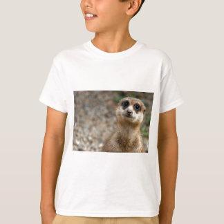 Cute Big-Eyed Meerkat T-Shirt