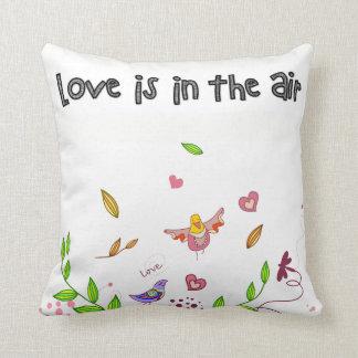 Cute Bird Cushion Cover