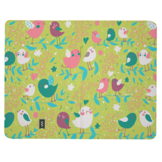 Cute Bird Pattern One Journals