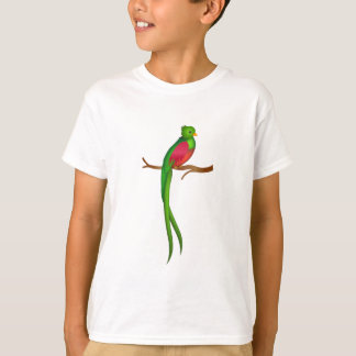 Cute bird Quetzal T-Shirt