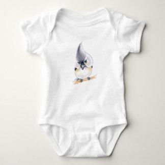 Cute birdie baby bodysuit